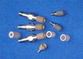 陶瓷结合剂金刚石磨头(带轴)