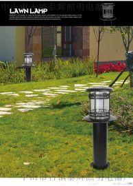 花园灯欧式草坪燈别墅草坪燈太陽能庭院灯