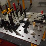 带补偿固定式压紧器|180°螺栓可伸缩压紧器