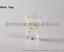 玻璃磨砂杯 玻璃磨砂杯