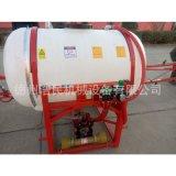 拖拉机后置悬挂式喷杆打药机 定制农用400升 1000升伸拉杆式喷药