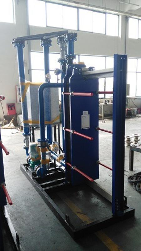 供應生活熱水型換熱機組,安徽普瑞普勒傳熱技術有限公司
