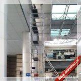 11.2米铝合金脚手架,双宽安全爬梯,保洁登高作业