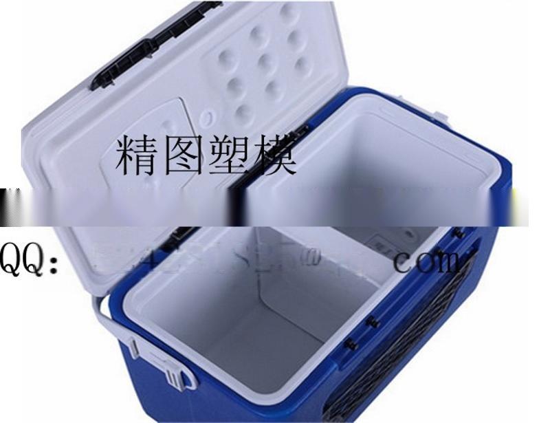 车载冰箱模具 小型冰箱模具 多功能冰箱模具