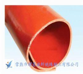 北京地铁专用玻纤垫 北京风道补偿器硅胶布 耐高温硅纤板