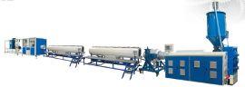 PE给水管材高速挤出生产线
