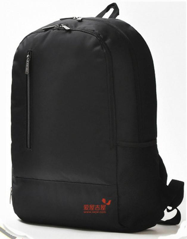 工廠定製商務雙肩揹包 書包 電腦包 箱包禮品定製 來圖打樣