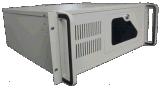 順牛4U工控機RMC-610支持intel二代、三代、四代、六代CPU,多PCI擴展支持