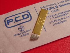 PCD针片