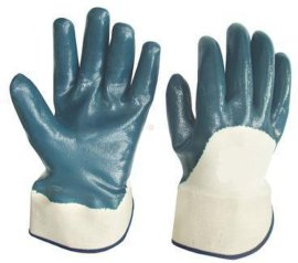 绒布丁腈手套 (3201)