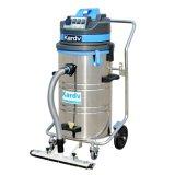 凱德威推吸式工業吸塵器專賣|吸噴塑粉金屬粉末專用