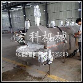 液氮隧道式速冻机 食品低温制冷设备 大型商用宽带式肉类海鲜制冻