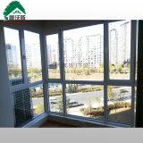 厂家直销双层钢化平开窗 双层玻璃平开窗 铝合金平开窗