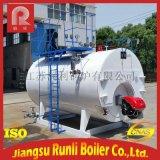 WNS卧式燃气蒸汽锅炉 常压蒸汽热水锅炉