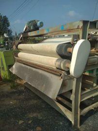 出售**二手2.5米×7污泥脱水一体机 带式压滤机