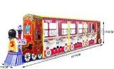 英倫風火車娃娃機價格英倫風火車娃娃機廠家火車造型娃娃機價格