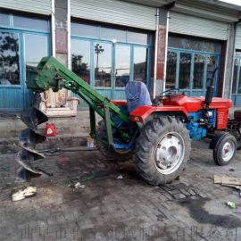 黑河电线杆挖坑机 **挖坑机报价