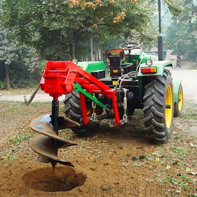 泸州林业植树挖坑机 砖孔机资料