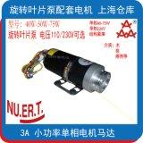 旋轉葉片泵用間斷運行電機馬達40W