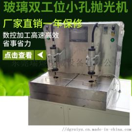深圳长期提供触摸屏直身位抛光机手机玻璃双平磨抛光机