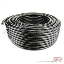 天津防水金属平包软管,加棉线防水平包管配套金属接头