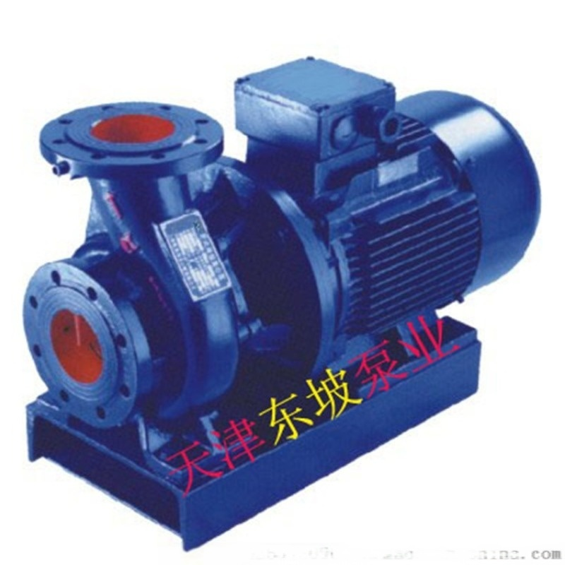 立(臥)式管道離心泵