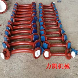 化工管道用鋼襯塑彎頭