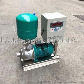 供应德国威乐水泵MHI404不锈钢变频加压泵
