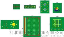 贵州悬浮拼装地板五人足球场地板