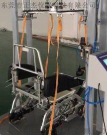 轮椅车检测设备厂家,正杰牌轮椅车跌落疲劳试验机