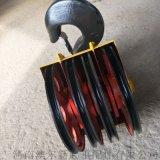 起重機鑄鋼輪吊鉤組  單雙樑起重機吊具
