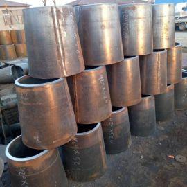 仪表设备用304不锈钢变径锥体大口径锥管异径管商家