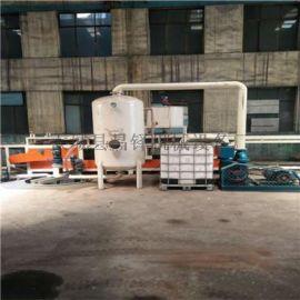 硅质聚苯板设备及无机渗透板设备各地推广使用