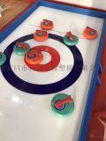 哪个公司的仿真冰板冰壶球做的好选科诺冰壶球
