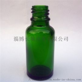 15ml绿色精油瓶 精油玻璃瓶精油分装瓶 香薰瓶