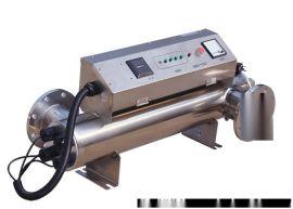 紫外线消毒器不锈钢水箱水处理无负压供水消毒设备