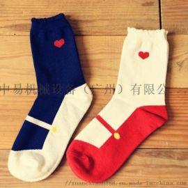 玄彩漫纺织设备:袜子**出现在古代**
