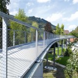 动物园建设绳网、球场围网、高空作业防坠安全防护网