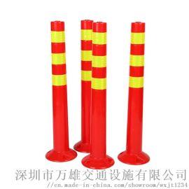 交通安全设施 **橡胶路锥雪糕筒隔离路障禁止停车安全警示锥