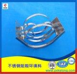 减压塔DN50/DN76金属矩鞍环弧形环填料