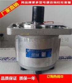合肥长源液压齿轮泵压路机CBZ2080/2032双联高压齿轮油泵/厂家