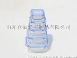 山东厂家直销长方形高硼硅玻璃保鲜盒