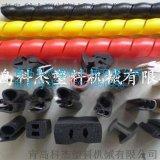 山東青島液壓油管保護套生產設備