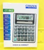 CMZEN CT-962 12位查數電子計算器 出口計算器