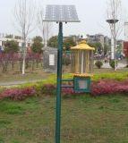 农用园林太阳能杀虫灯 led太阳能发电灭蚊灯
