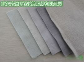 土工布大化涤纶短纤绿色环保加筋防护