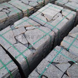 火山岩切片 铺**石板 玄武石板材