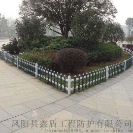 河南南阳绿化带护栏围栏 栅栏 塑钢 锌钢