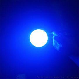 led航空灯红光源cob航空障碍灯蓝光白光cob