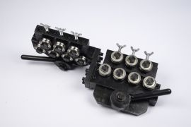 QIPANG铁丝调直机盘料调直器 铜管拉直机